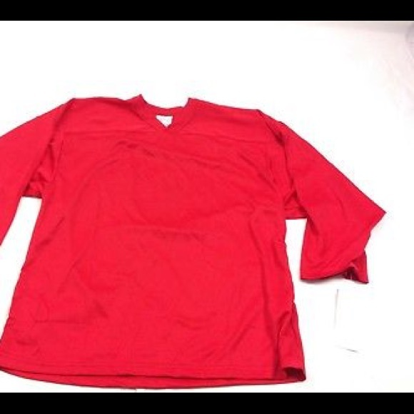 save off f8320 4f92b CCM Ice Hockey Practice Jerseys Senior Youth Top NWT